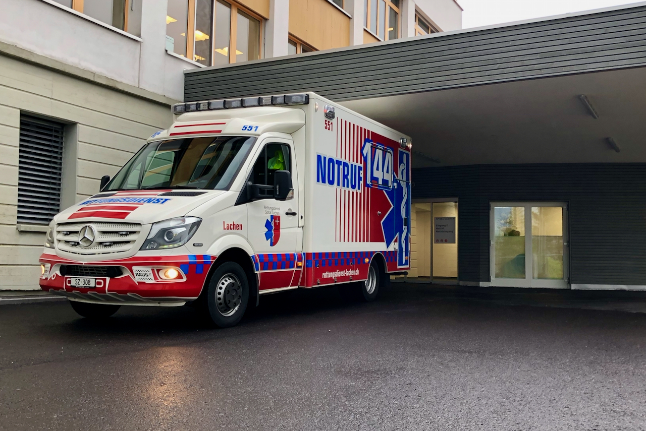 Krankentransport